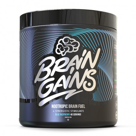 Brain Gains Black Edition