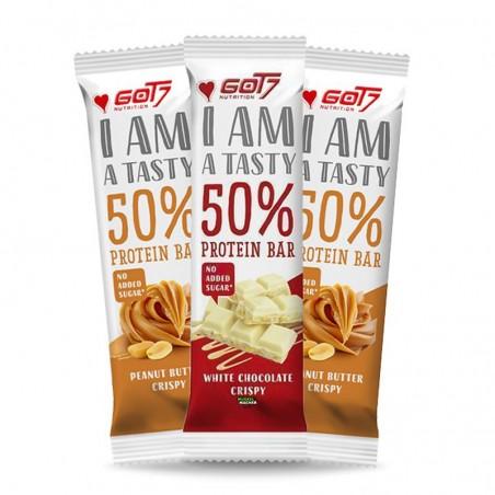 50% Protein Bar