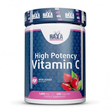 High Potency Vitamin C 250cps