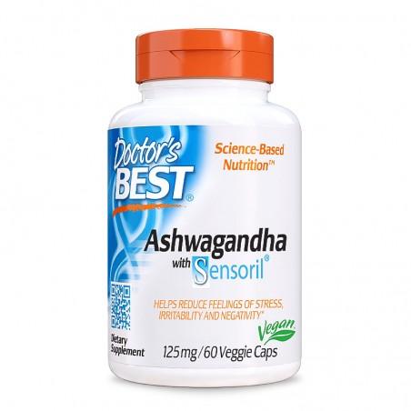 Ashwagandha with Sensoril